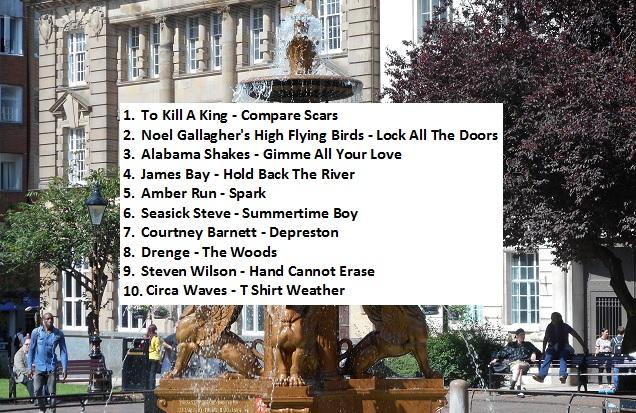 mar-apr playlist