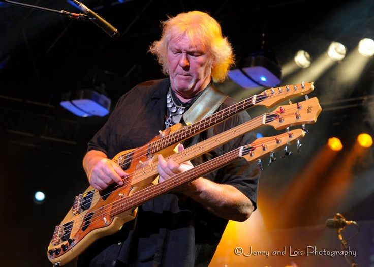 Chris Squire Passes Away