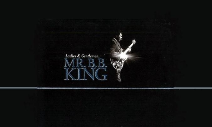 bb king vinyl