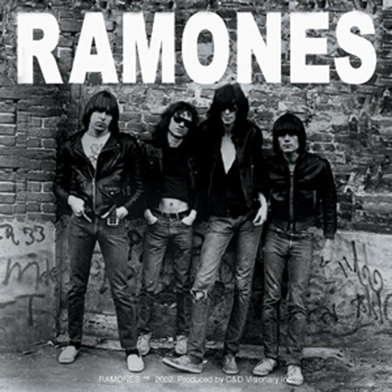 Las mejores Bandas de Rock de los 80, Ramones
