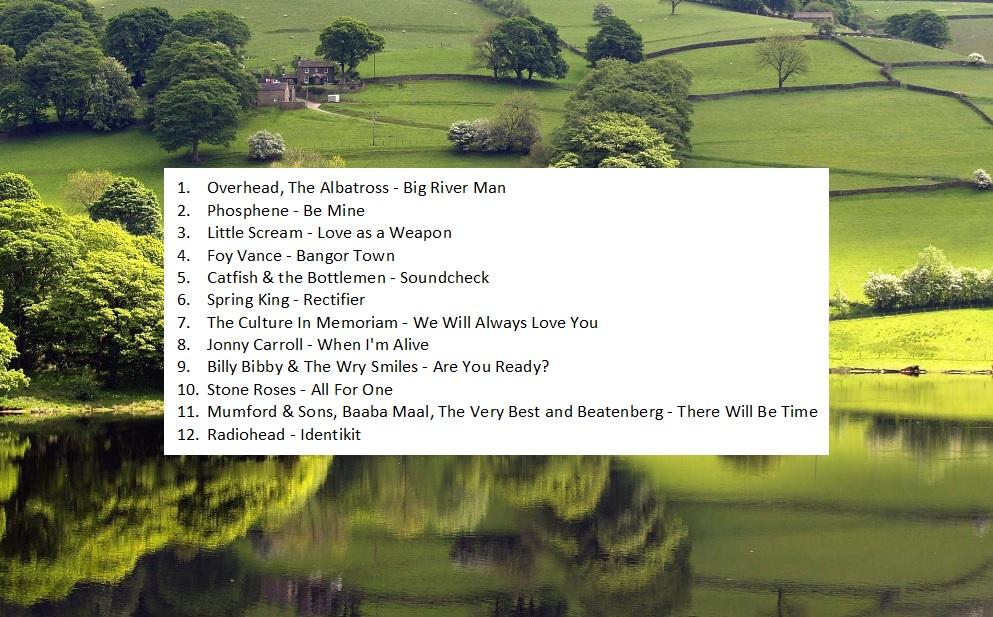 playlist may-june