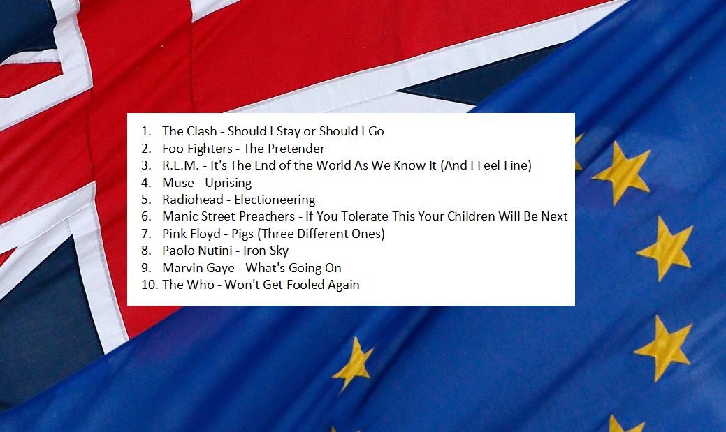 referendum playlist